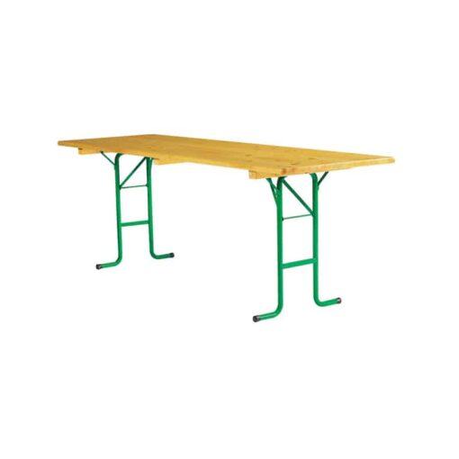 Table renforcée pour festivités