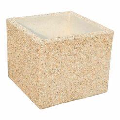 Jardinière Basic carrée