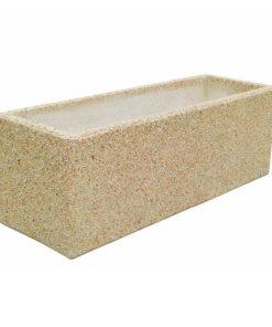 Jardinière basic rectangle