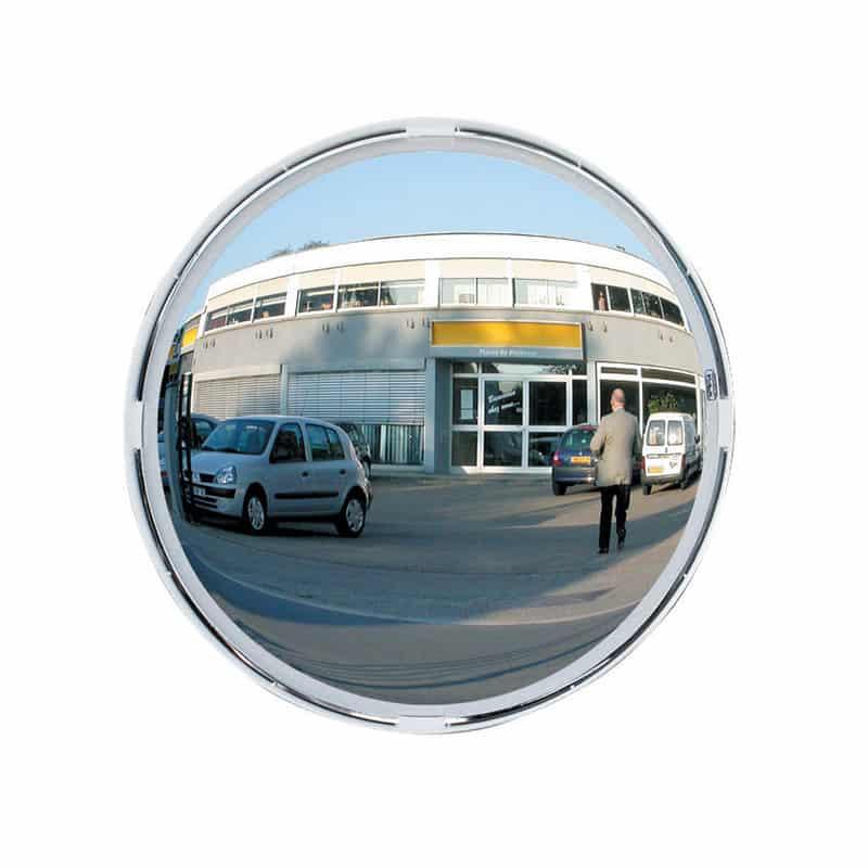 Miroir trois directions