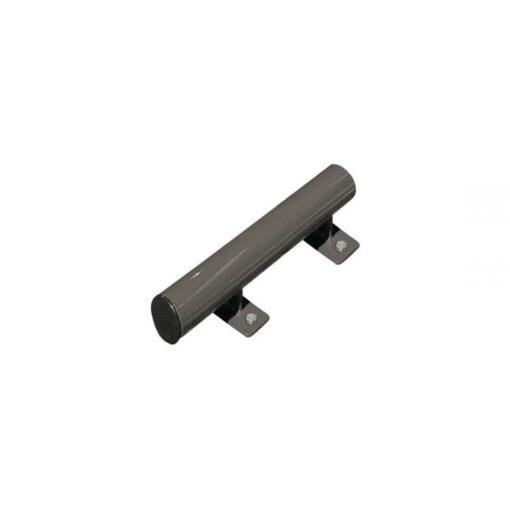 Butée de parking en acier gris procity longueur 750 millimètres
