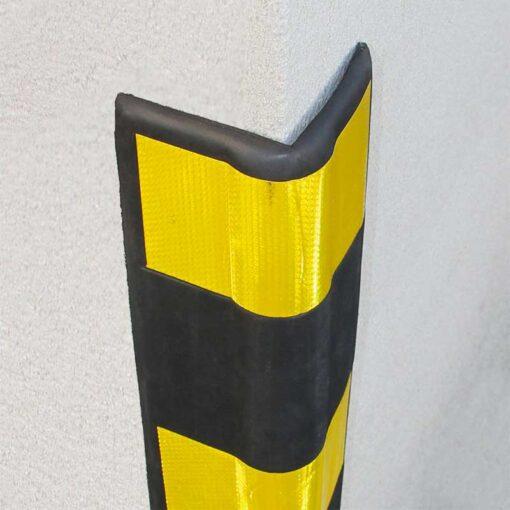 Protection d'angle en mousse EVA en situation