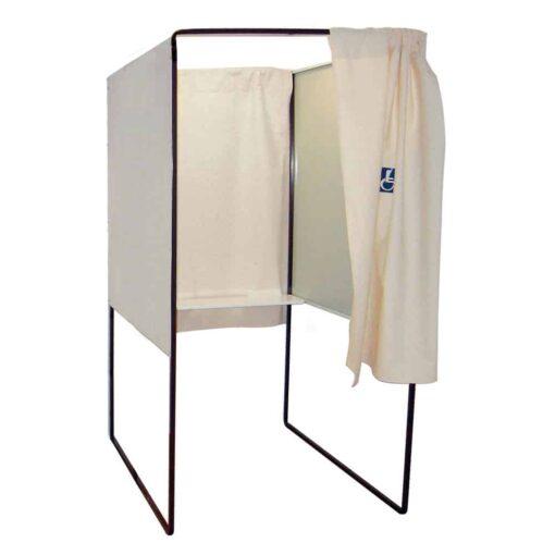Isoloir électoral PMR