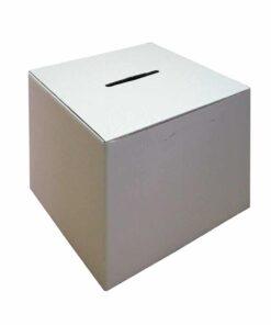 Urne électorale en carton