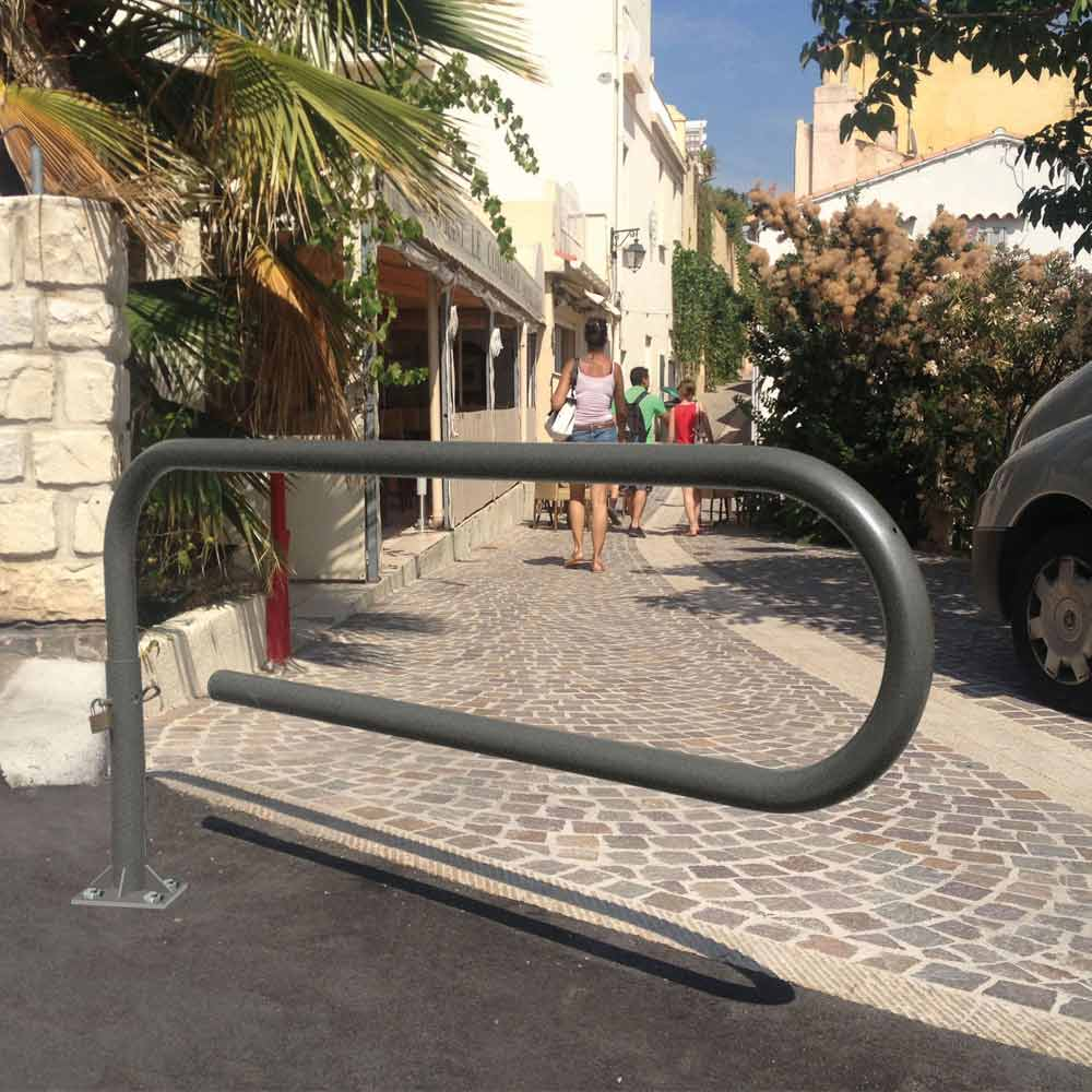 Barriere trombone