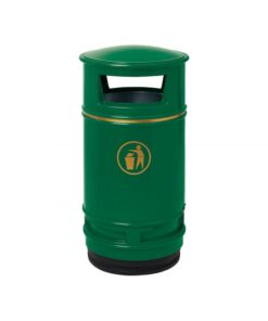 Corbeille Morvan 90 Litres vert