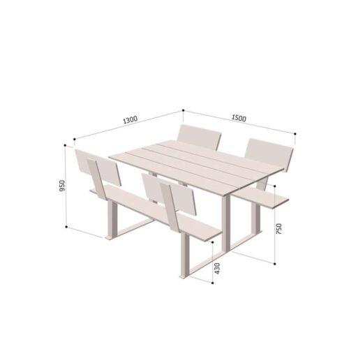 Table Riga