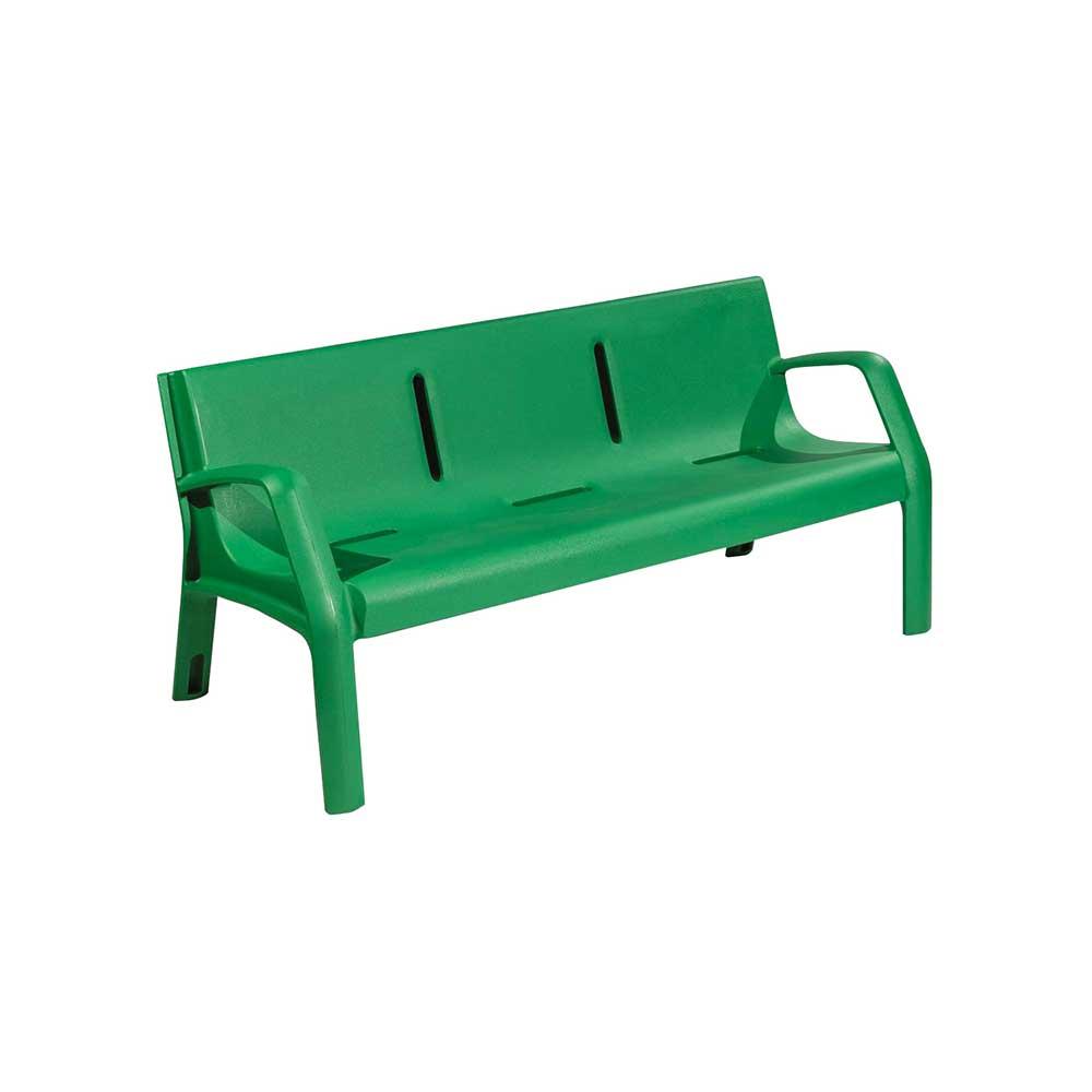 banc martel plastique recycl. Black Bedroom Furniture Sets. Home Design Ideas