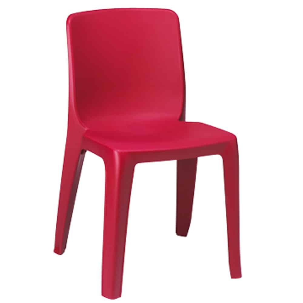 chaise denver empilable assemblable le tout en plastique. Black Bedroom Furniture Sets. Home Design Ideas
