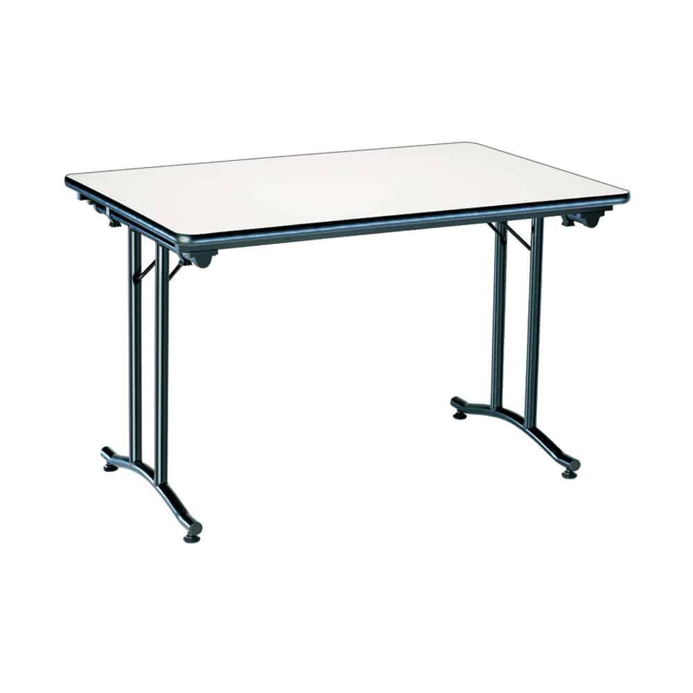 table pliante vasto empilable pour un gain de place maximum. Black Bedroom Furniture Sets. Home Design Ideas