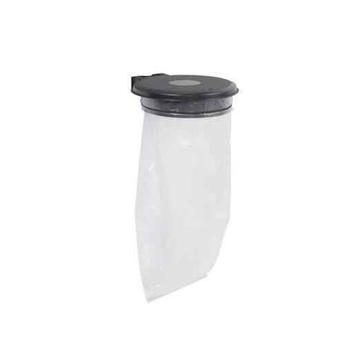 support-sacs-avec-reducteur-gris-manganese