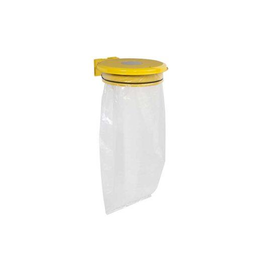 support-sacs-avec-reducteur-jaune-colza-RAL1021