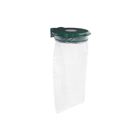 support-sacs-avec-reducteur-vert-mousse-RAL6005