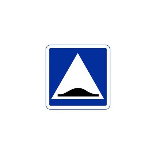 Panneau de police d'indication de type C