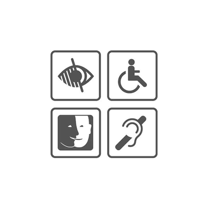 Equipement d'information - Accessibilité