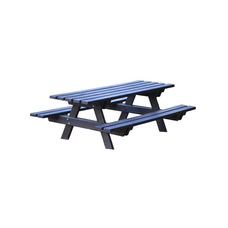Table de pique nique Monflanquin plastique