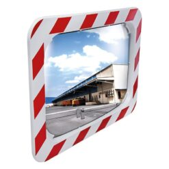 Miroir industrie rectangulaire