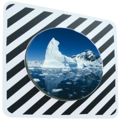 miroir routier Inox diamètre 600 mm anti-givre