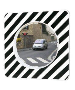 Miroir routier diamètre 600 mm
