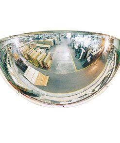 miroir 1/4 de sphère 3 directions