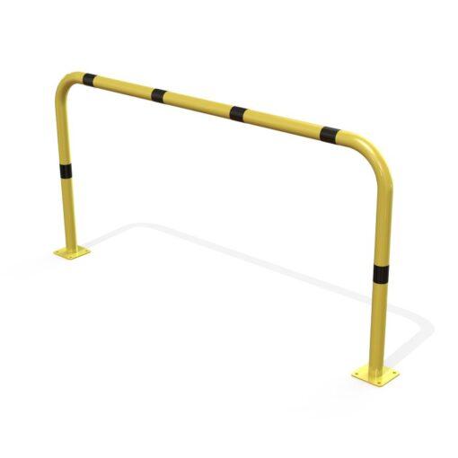 Arceau de sécurité simple sur platines 2 mètres