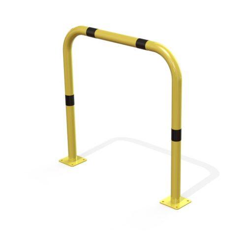 Arceau de sécurité simple sur platines 1 mètre