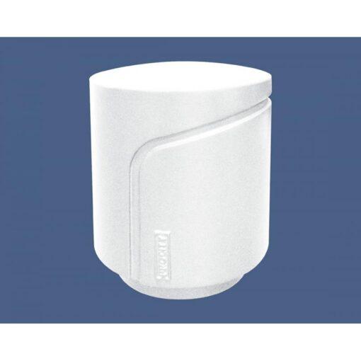 Borne Conviviale Procity mobilier urbain design RAL 9010 blanc