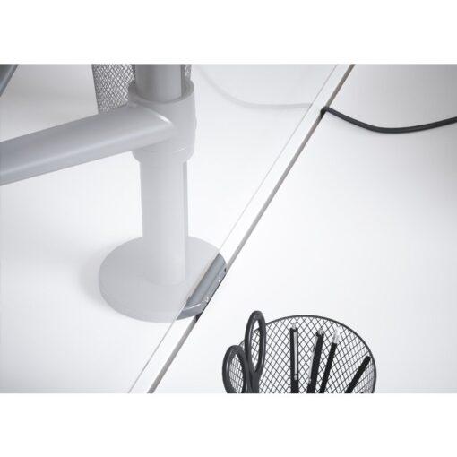 Cloisons separatrices de bureaux séparateur de bureau transparent en plexiglass zoom