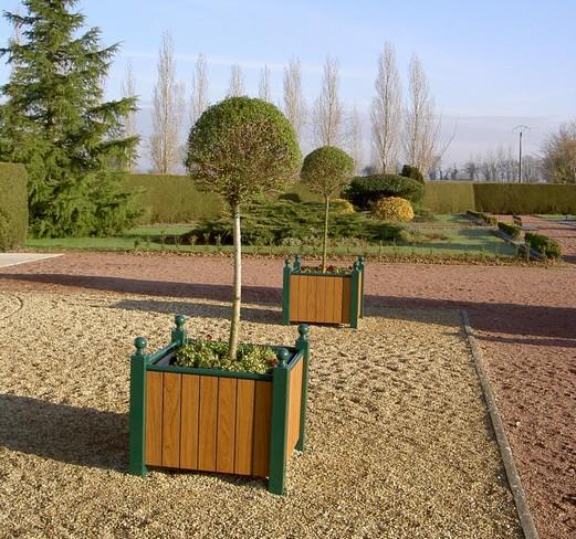 Jardinière compact Sassari 2