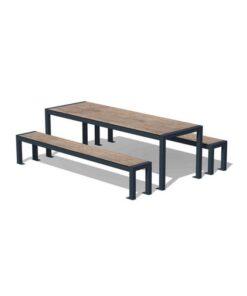 Table de pique-nique compact Sofia 3