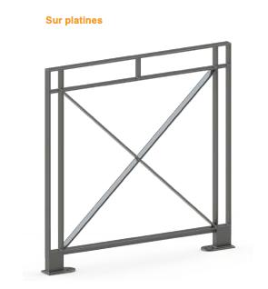barrière-alaes-sur platines
