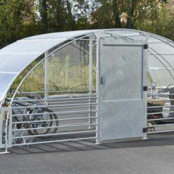 Abri-cycle-fermé-vélos